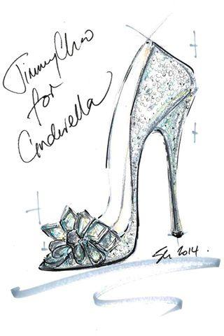 Las zapatillas de Cenicienta... ¡reinventadas por nueve diseñadores ... dd1a22af02c5