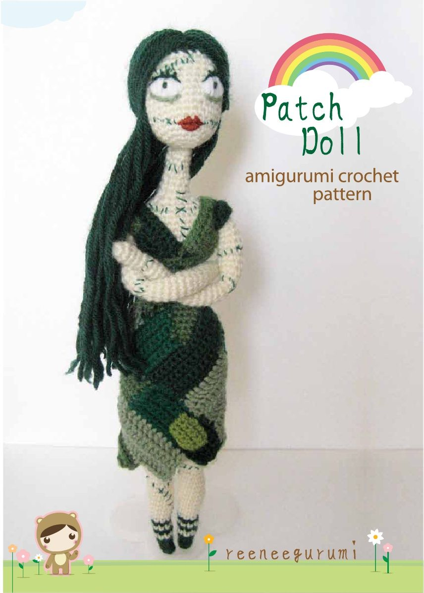 halloween amigurumi crochet free patterns patrones gratis de ...