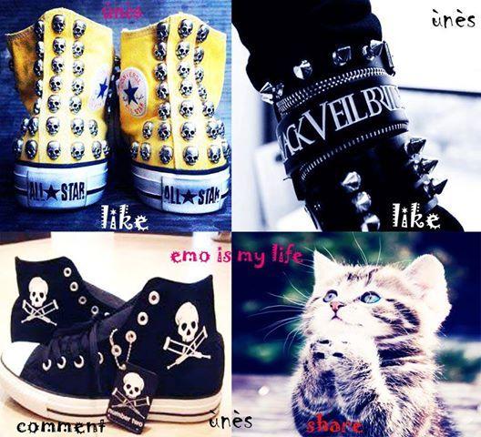 Brides bvb Veil spike Shoes Converse black Converse skull yellow xHAwwn6