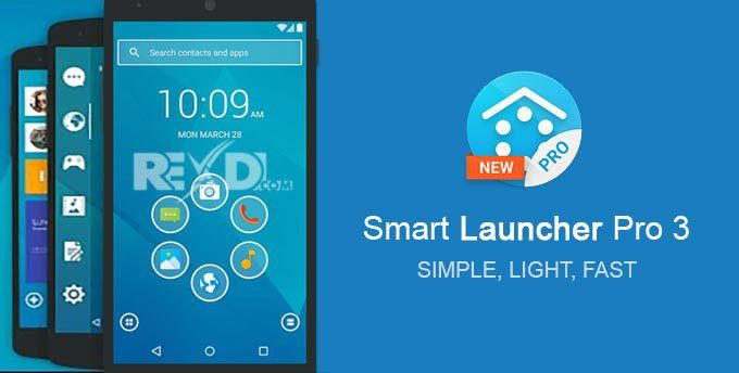 Smart Launcher Pro 3 3.23.20 Paid Patched Apk