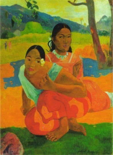 post impressionist art | Post Impressionism Art Movement - History ...