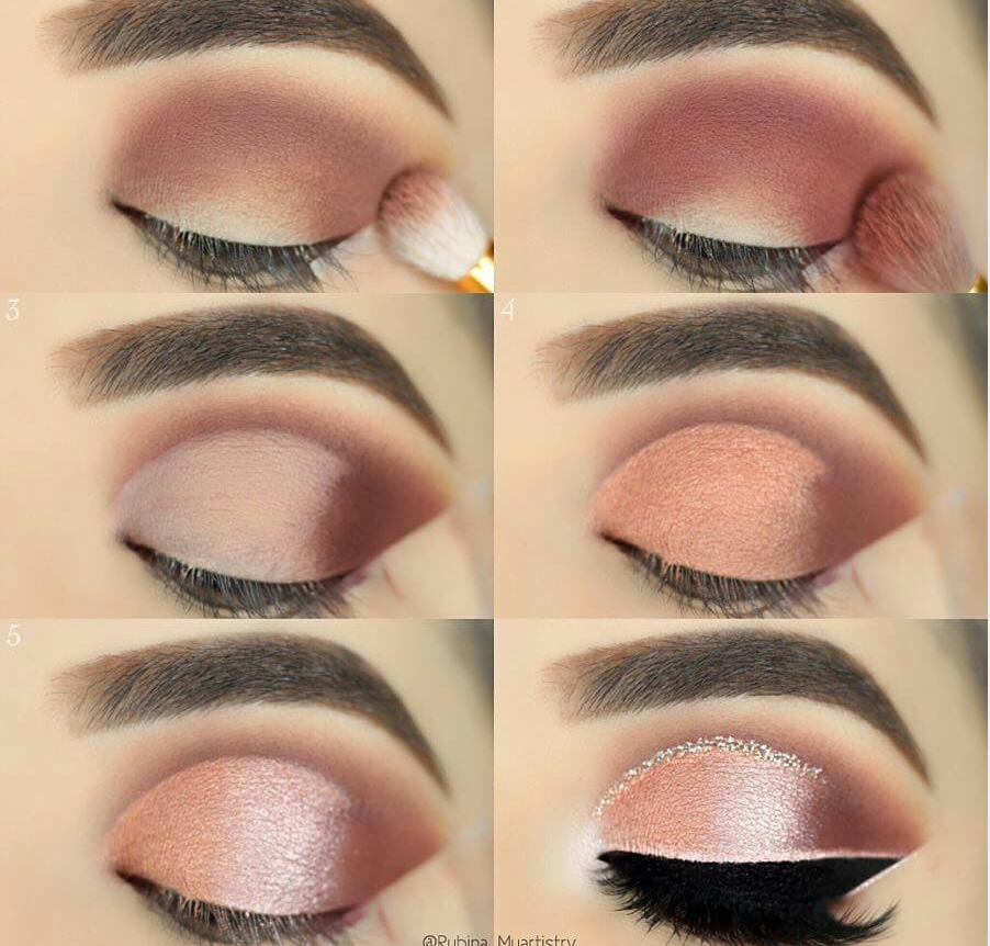 60+ Stunning Eyeshadow Tutorial For Beginners Step By Step Ideas – Page 19 of 69