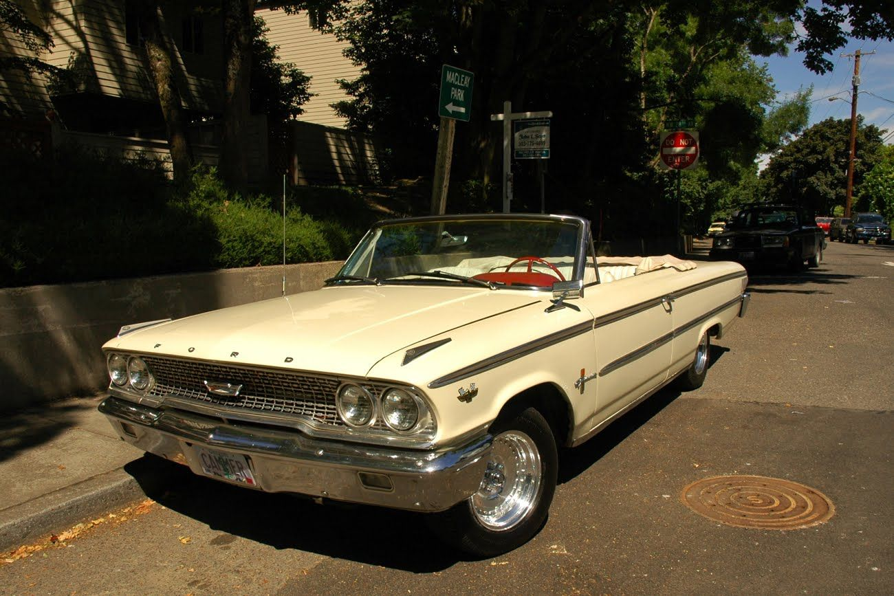 1963 ford galaxie 500 427 - 1963 Ford Galaxie 500xl Sunliner Convertible 427 7 Liter Cammer V8 Member