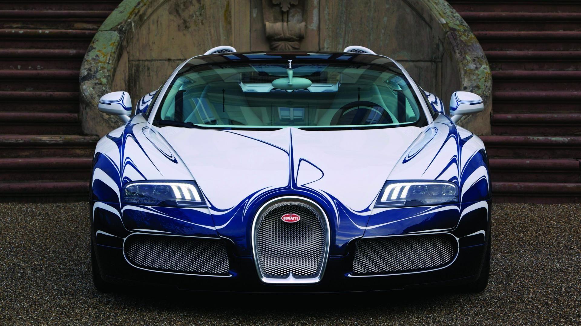 Bugatti Veyron Super Sports Cars
