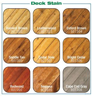 Staining Your Deck Colour Options Ours Was Redwood When We Moved In But I M Thinking Oxford Brown Or Saddle Tan Will Look The Best