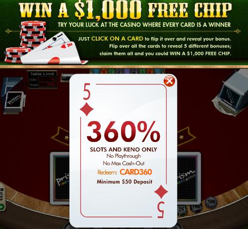 Best Casino Bonus 2017