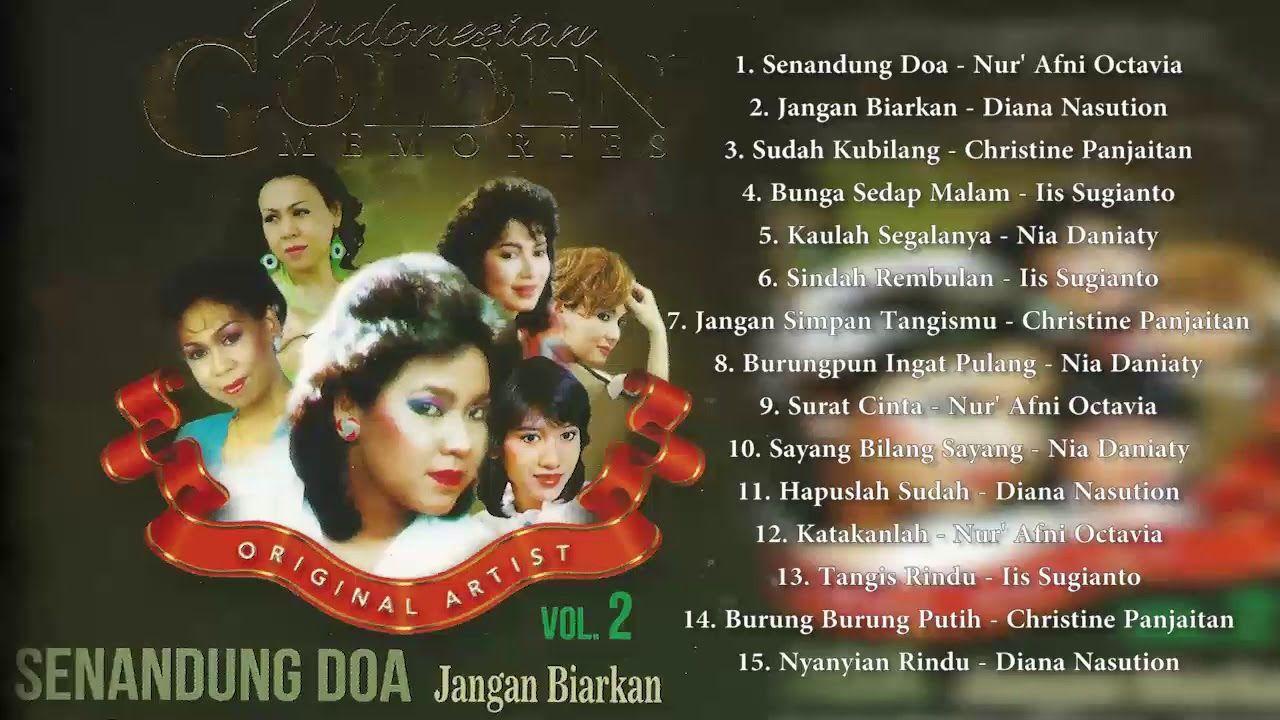 BEST INDONESIAN GOLDEN MEMORIES Vol. 2 (LAGULAGU LAWAS