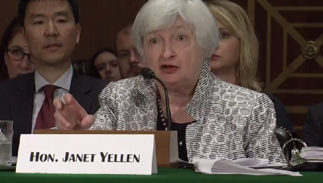 #forex #trading  #forex #trading  Yellen walks…  |Follow our trading signal at bit.ly/FXSignal @gamerretweeters @HyperRTs  | bit.ly/2hFRO8G