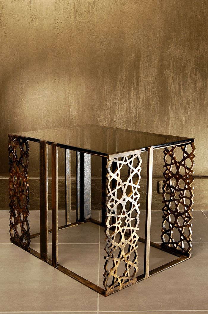 Furniture inspiration. KOKET   Luxury furniture  Metals and Coffee