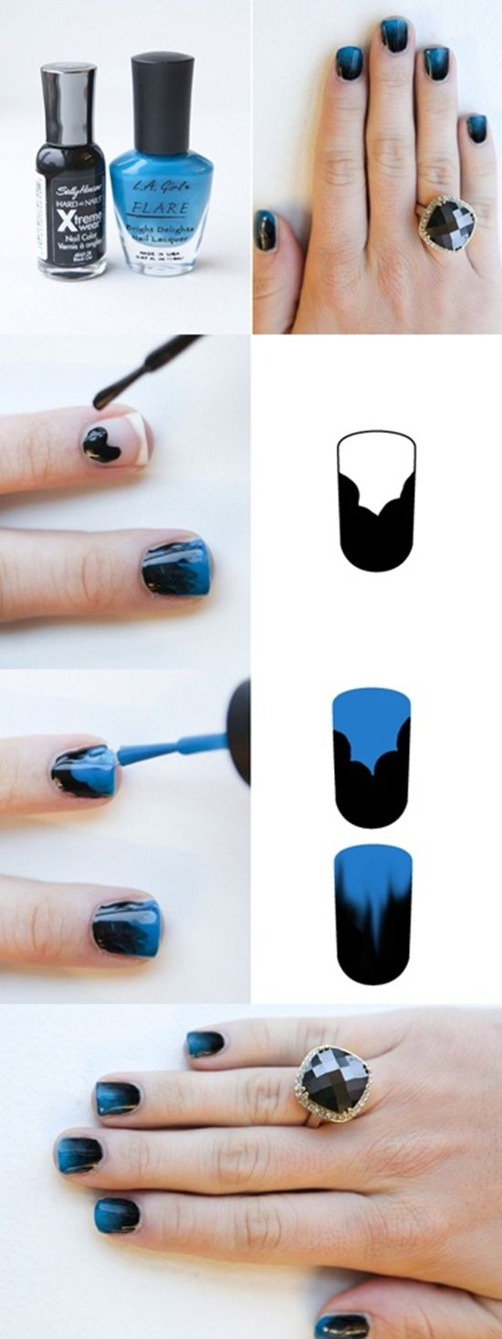 Latest Nail Trend | Trendy nail art, Nail trends and Nails inspiration