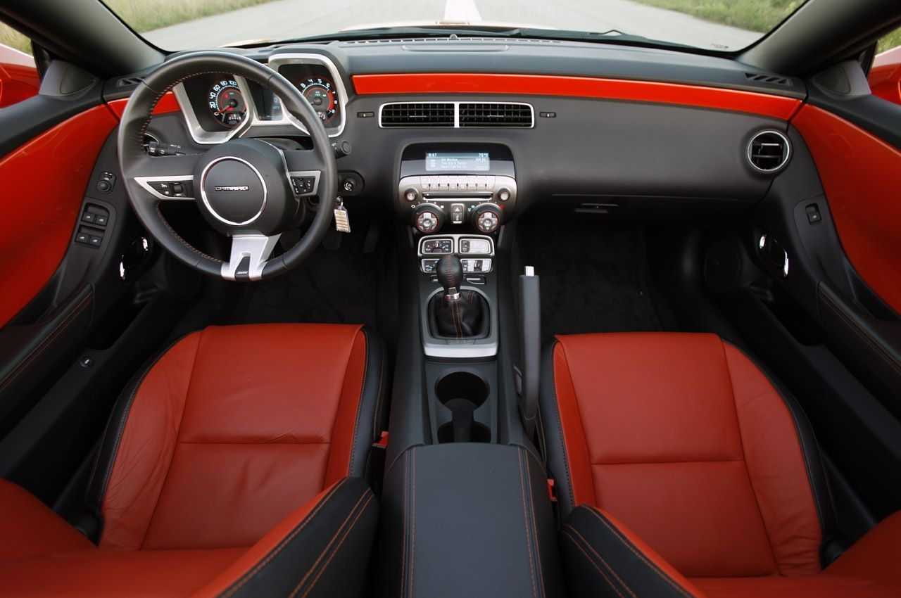 2011 chevy comaro ss interior cars pinterest ss. Black Bedroom Furniture Sets. Home Design Ideas