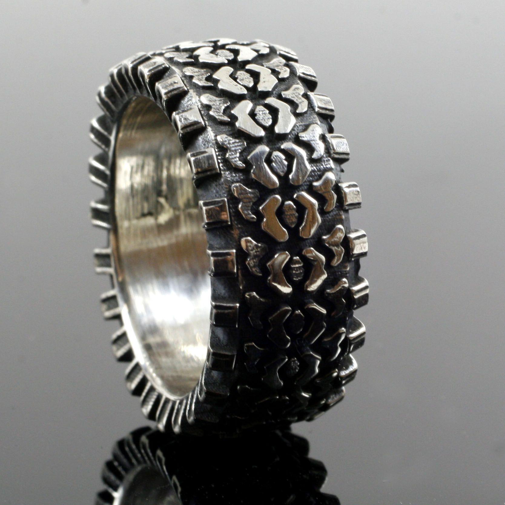 Tire Tread Ring