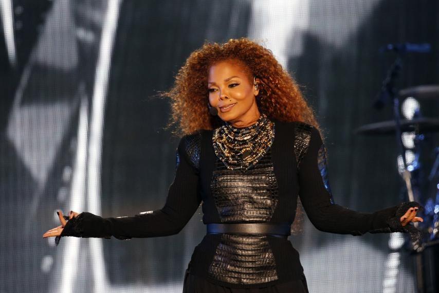 Janet Jackson pregnant?