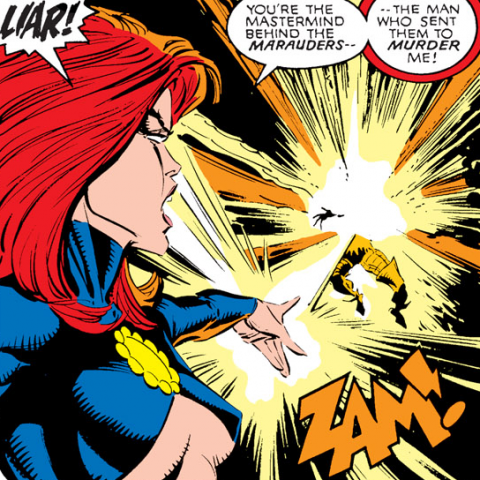 Madelyne Pryor screenshots, images and pictures - Comic ...