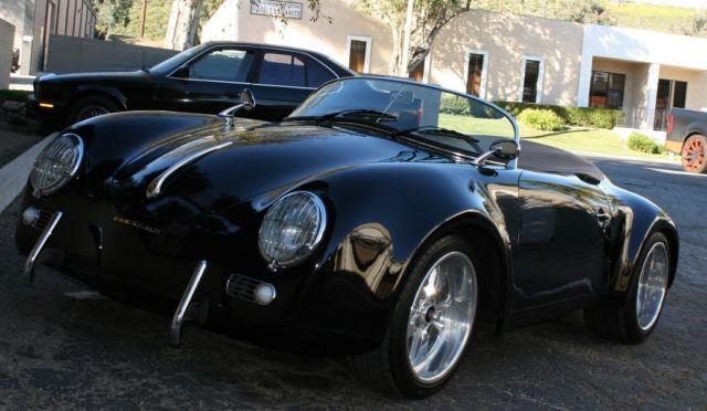 1957 Porsche Speedster 356 Widebody Replica Classic