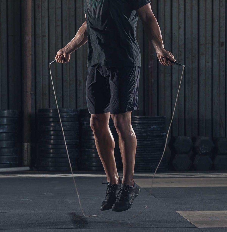 4 Week Jump Rope Workout Challenge Training