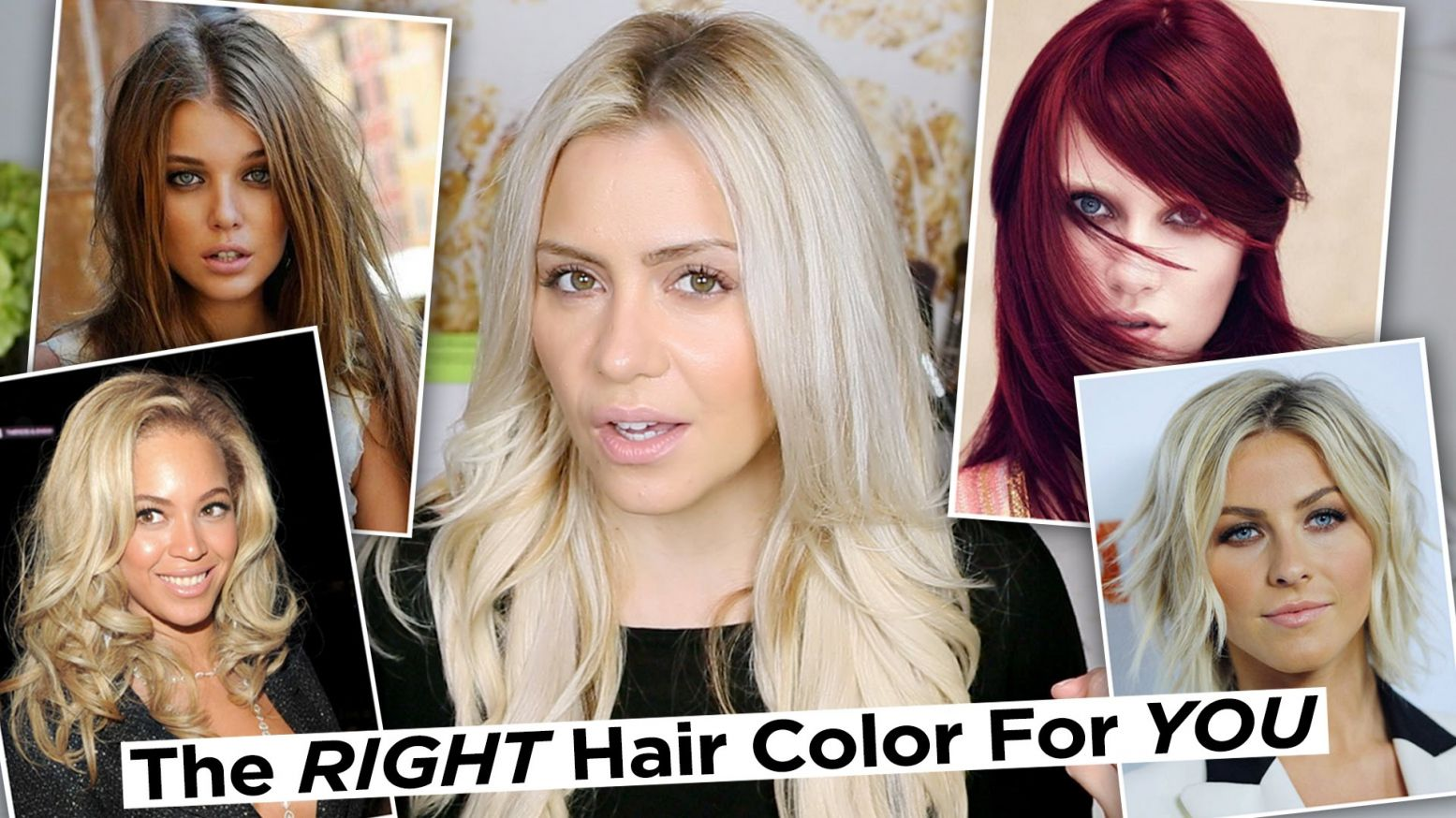 Find My Hair Color Best At Home Semi Permanent Hair Color Check