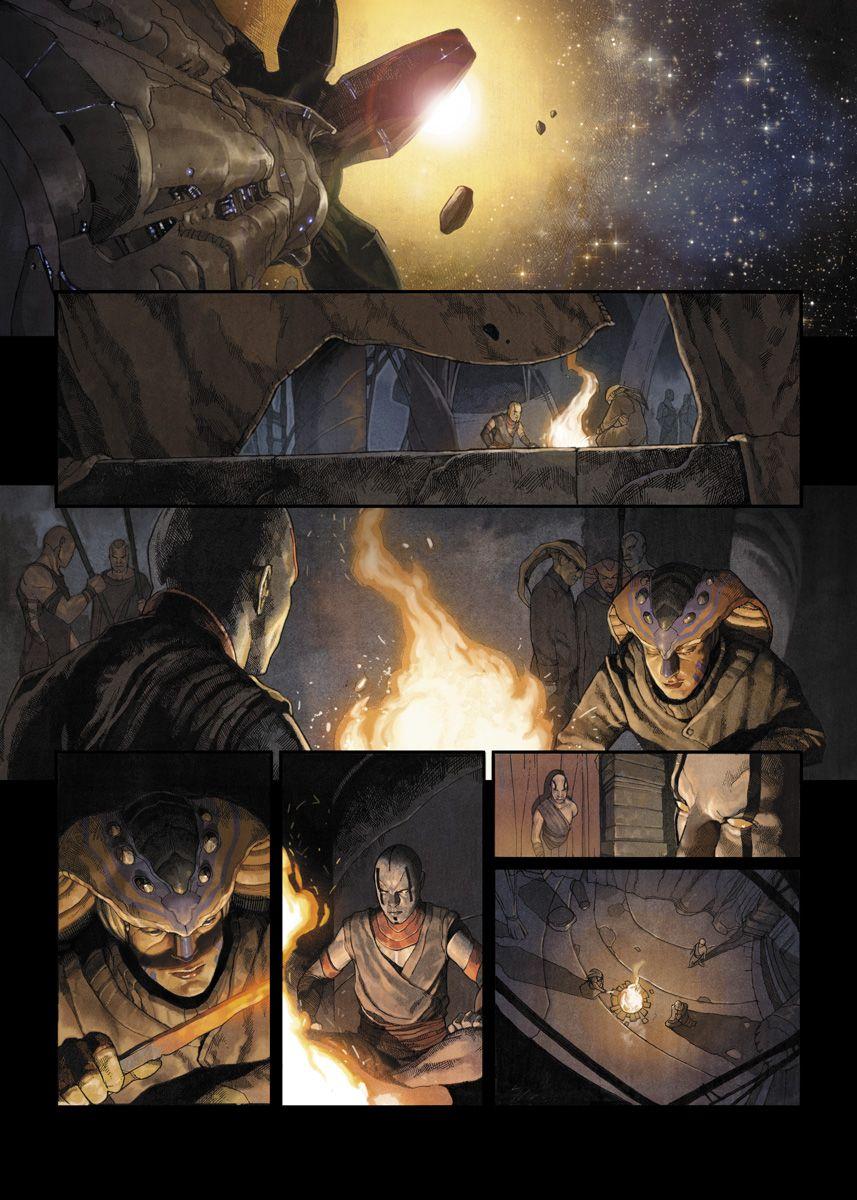 The Art of Valentin Secher | Comic books illustration, Sci fi concept art,  Concept art