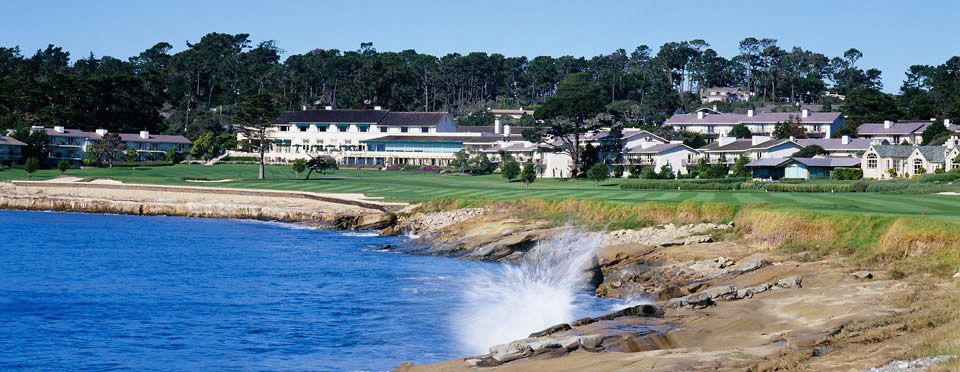 PEBBLE BEACH RESORT Http://www.pebblebeach.com/dining/the