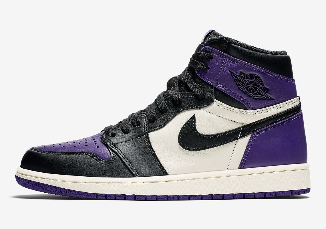 low priced 85d19 9bd99 Air Jordan 1 Court Purple Photos Unboxing  thatdope  sneakers  luxury  dope   fashion  trending