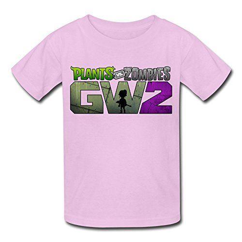 Losnger Kids Plants Vs Zombies Garden Warfare 2 Game T Shirt