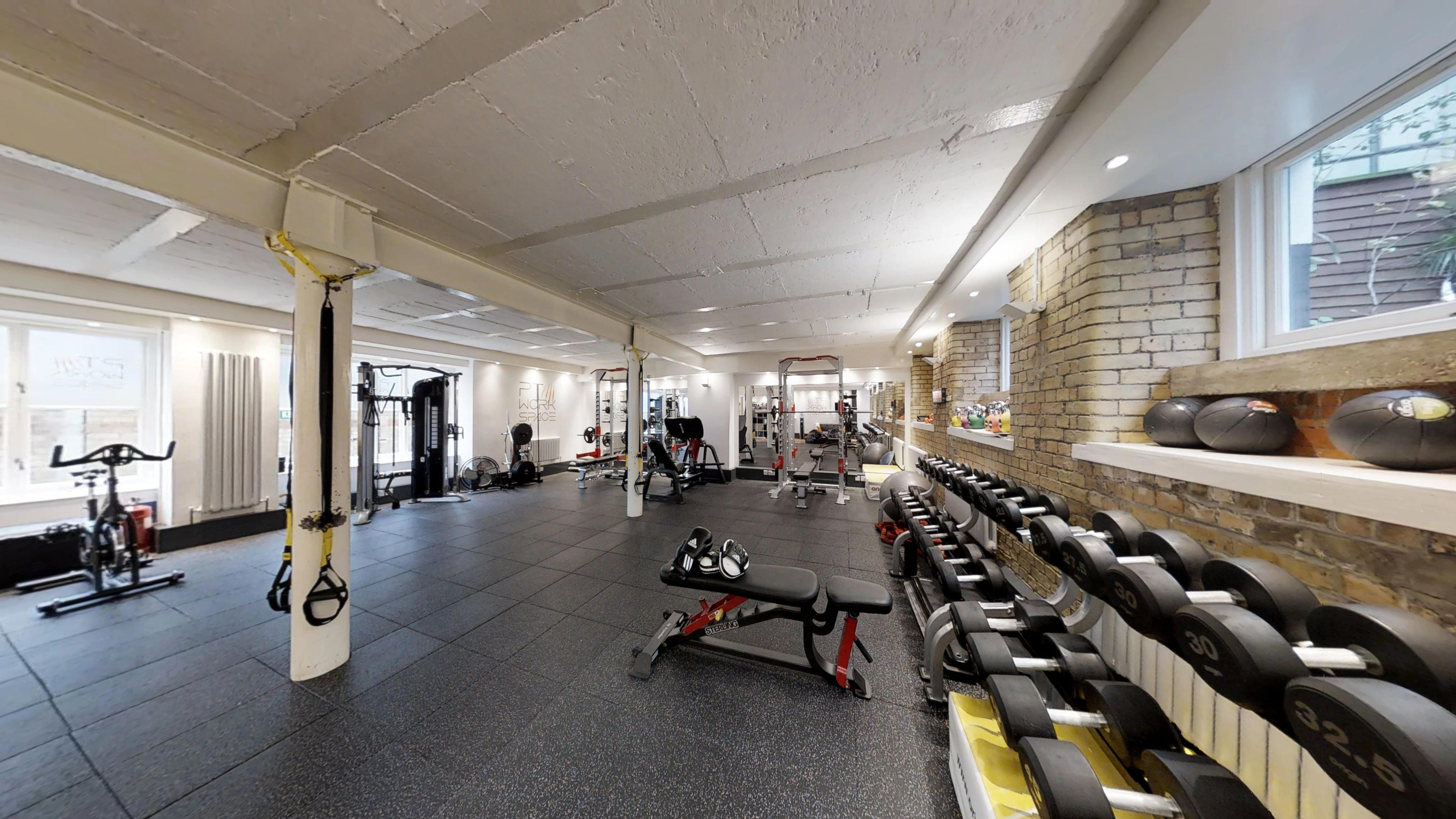 Pt Workspace North London Fitness Studio 87 89 Shepperton Road Islington N1 3df Train Who You Want When Personal Training Studio Fitness Studio Work Space
