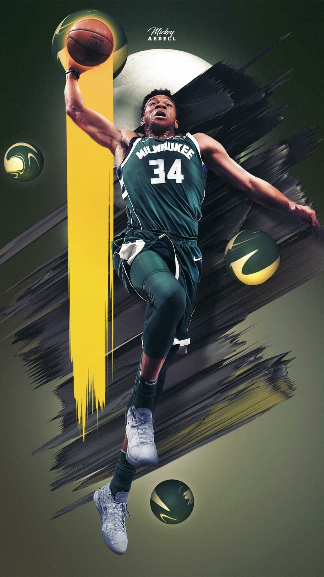 6b84dcf88965 Giannis Antetokounmpo wallpaper