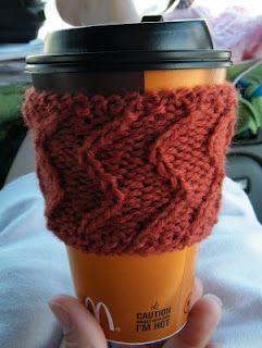 Lewis Knits: Zig-Zag Coffee Sweater (Cozy) by Mindy Lewis