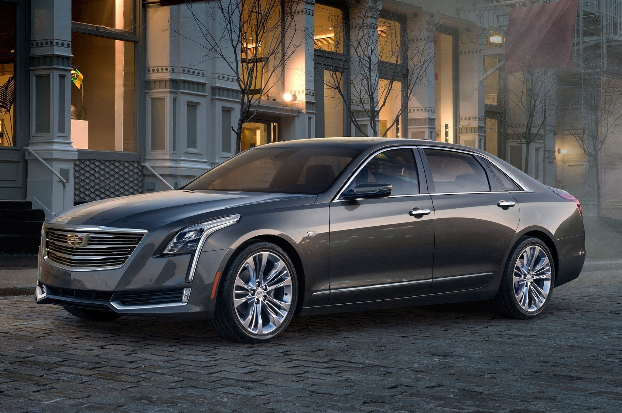 2020 Cadillac LTS Spesification