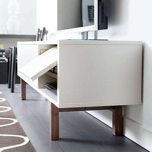Meuble tv beige et blanc ikea tvs meuble meuble tv et ikea - Meuble tv ikea ...