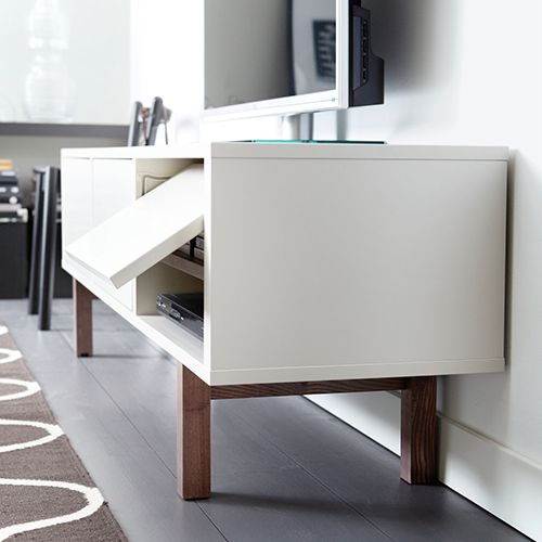 Meuble Tv Beige Et Blanc Ikea Living Room Ikea
