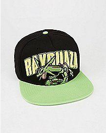 Pokemon Rayquaza Snapback Hat  ee6271a569cd