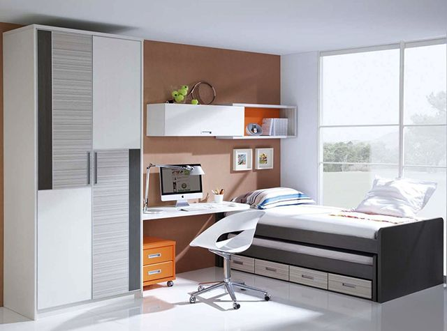 Ideas para decorar un dormitorio alargado buscar con - Ideas para decorar dormitorio juvenil ...