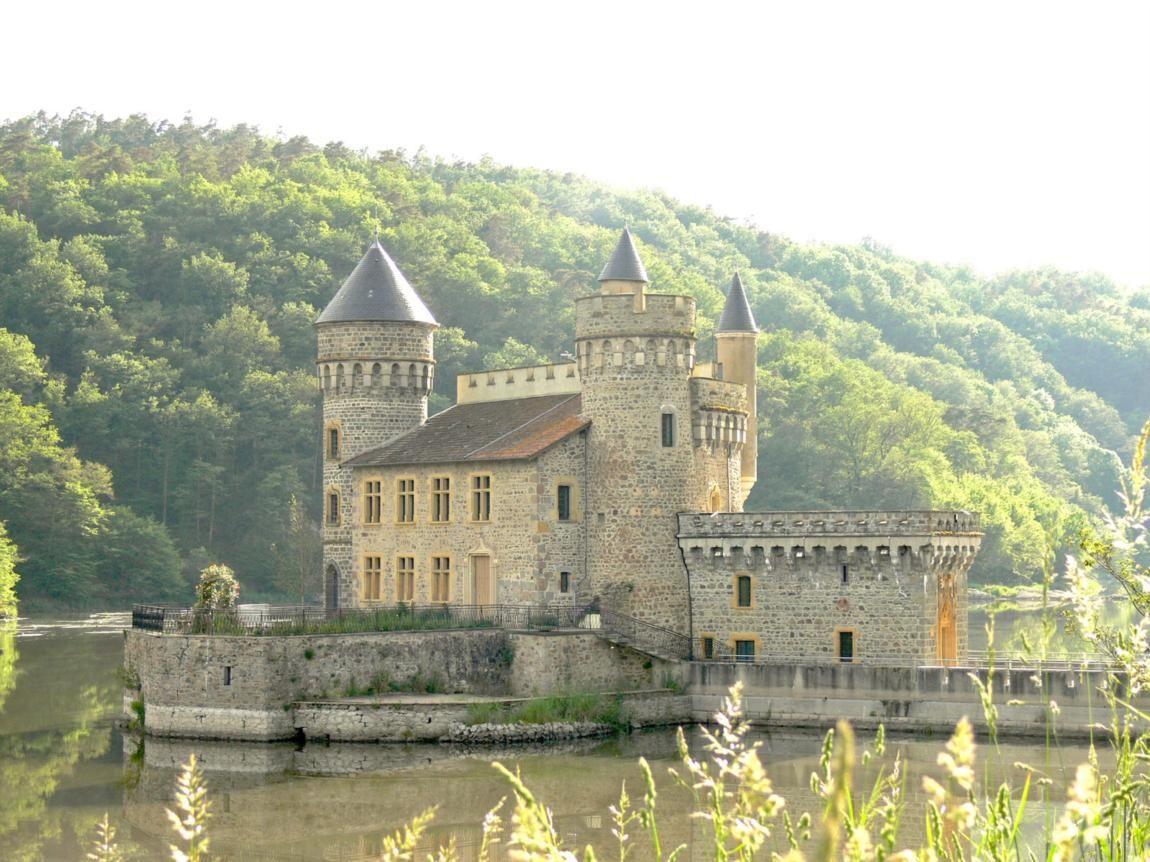 Le Château de la Roche, France