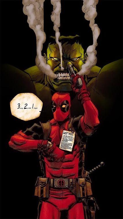 The Hulk & Deadpool