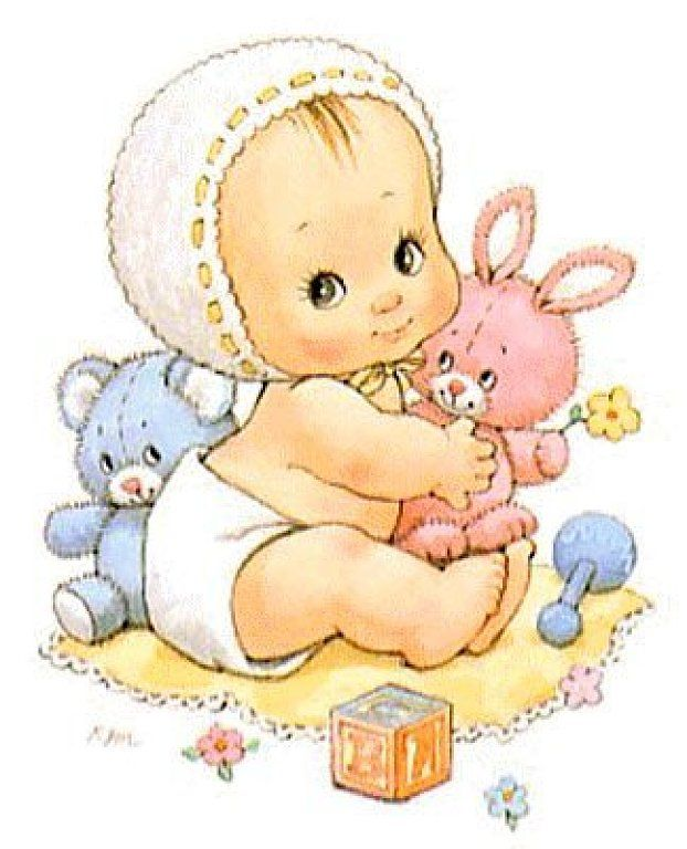 Dibujos E Imagines Infantiles Para Lo Que Querais Arte Infantil Bebe Clipart Estampados De Bebe