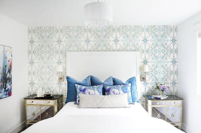 Best 30 Relaxing Powder Blue Bedrooms Bedroom Wallpaper 400 x 300