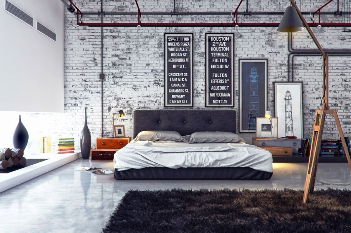 Lovely Bricks Brick Wallpaper And White Bricks On Pinterest Inspiring Brick  Wallpaper Bedroom Ideas