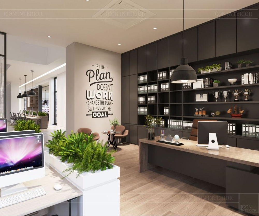 Revit Professional Office Interior Design Office Interior Design Los Angeles Small Office In 2020 Office Interior Design Executive Office Design Nyc Interior Design