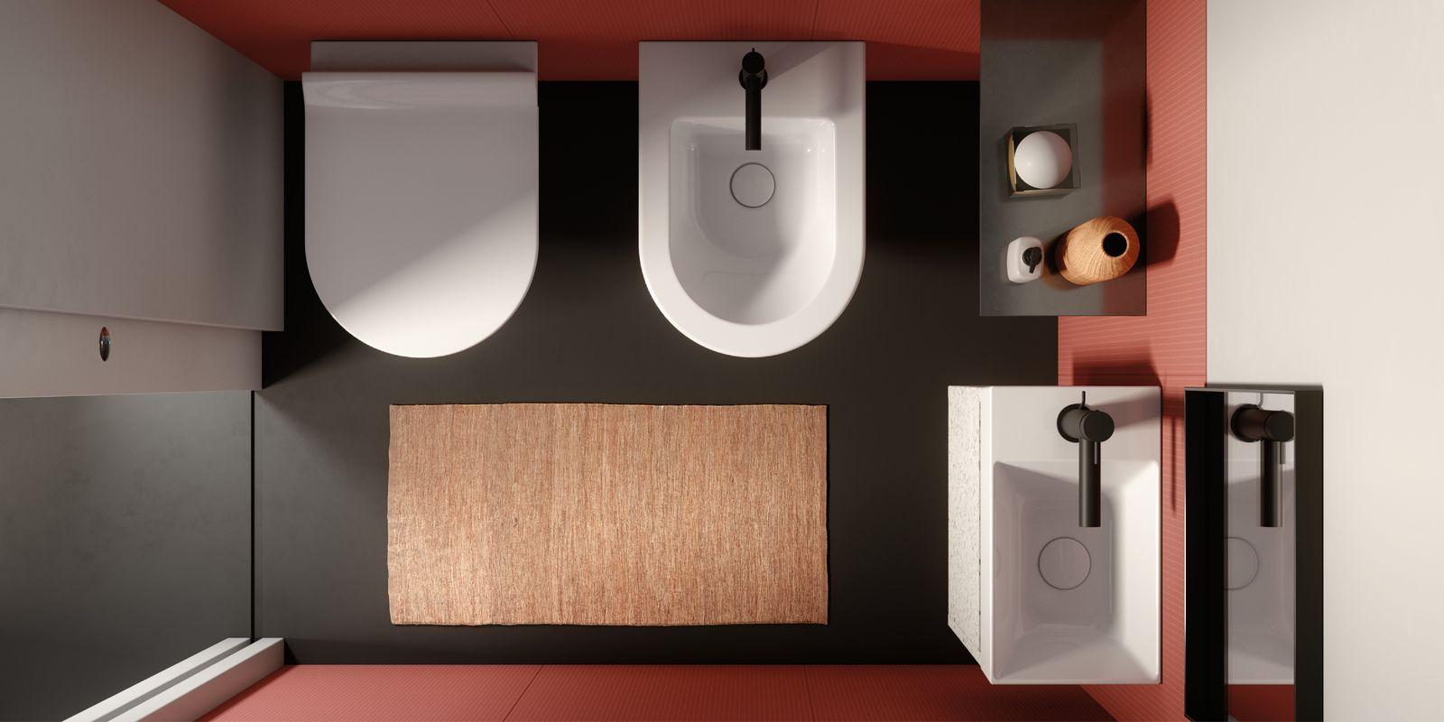 Pin Su Bathroom