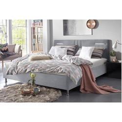 Photo of Westfalia sleeping comfort upholstered bed Elba Westfalia