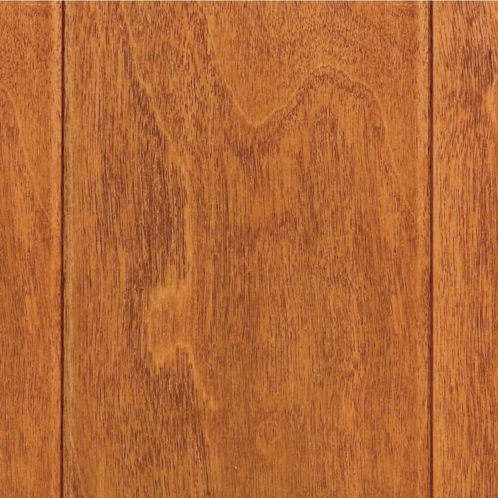 Home Legend Hand Scraped Maple Sedona 3 4 In Thick X 3 1 2 In Wide X Random Length Solid H Hardwood Floors Engineered Hardwood Flooring Solid Hardwood Floors