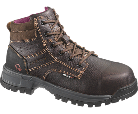 "Wolverine Piper Waterproof Composite-Toe EH 6"" Work Boot"