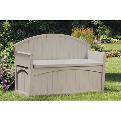 Meijer Patio Storage Bench Patio Storage Deck Storage Bench