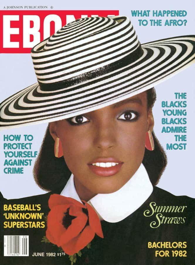 Ebony Magazine Covergirl Cynthia Hurst HD