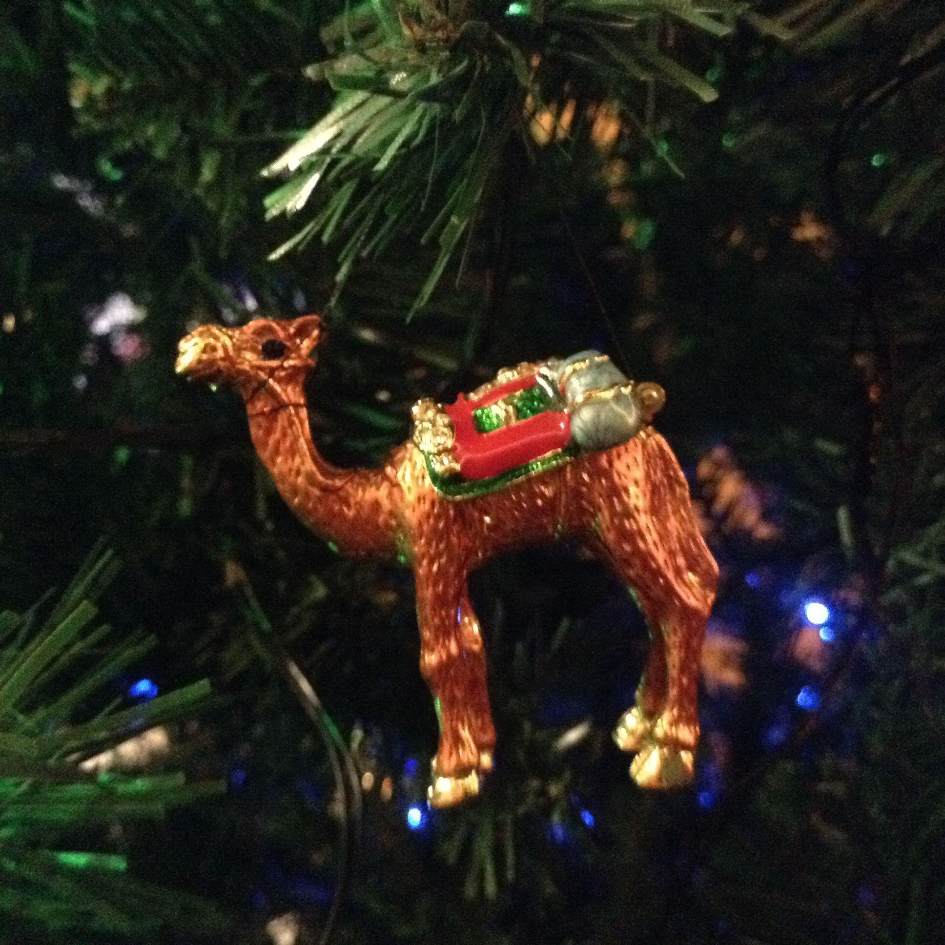 Dubai Uae Christmas Ornaments Holiday Decor Novelty Christmas