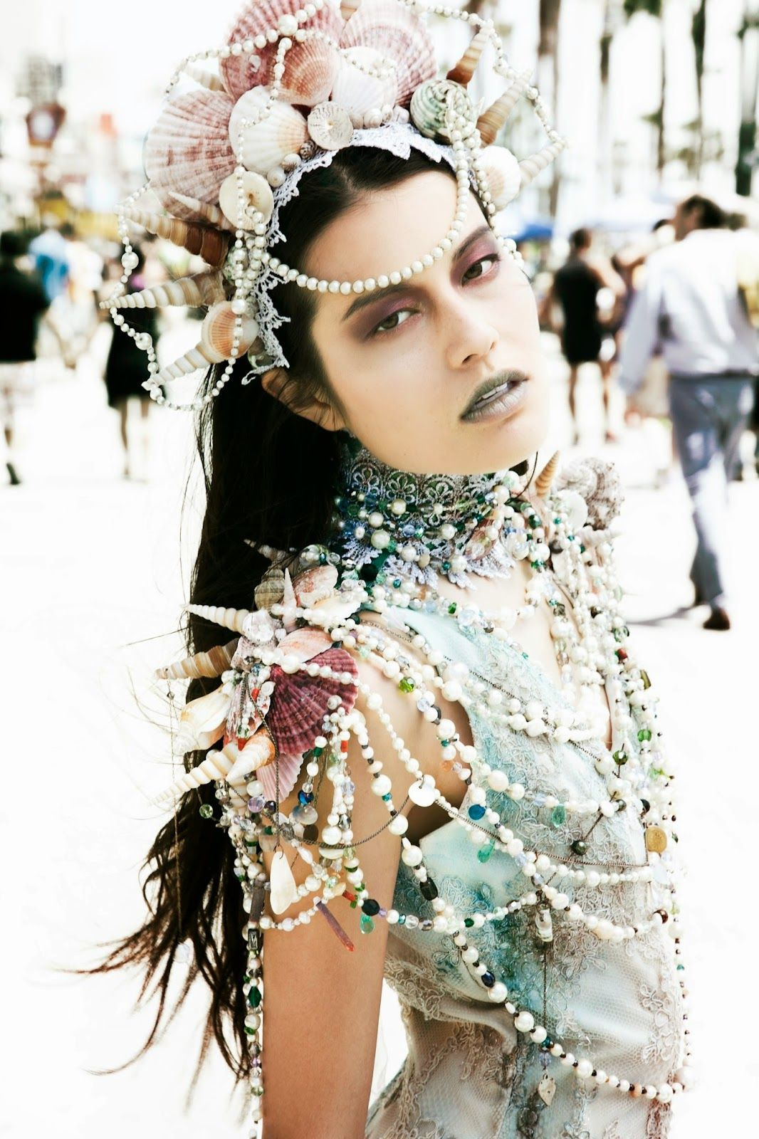 Mascherina: The Mermaid of Venice Beach