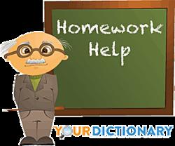 Homework help similes