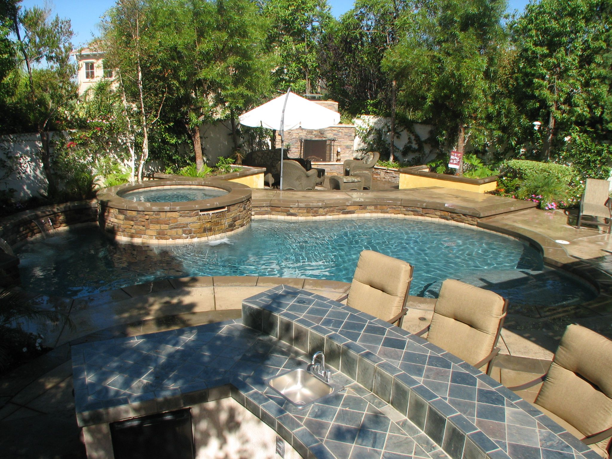 contemporary pools | swimming pools/hot tubs/water falls | pinterest