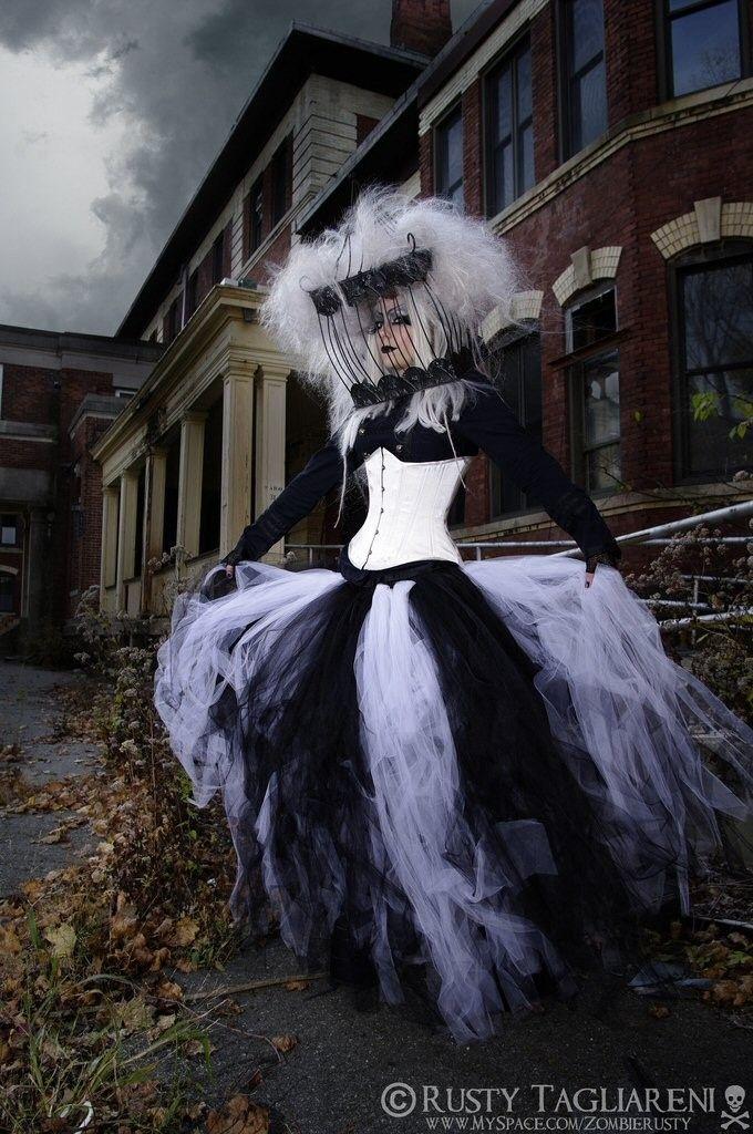 Wedding Dress Bride Bridesmaid Tulle Tutu Alternative